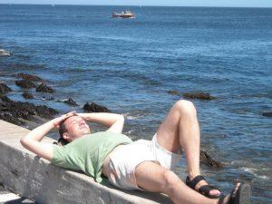 az igazi pihenés a világ másik felén