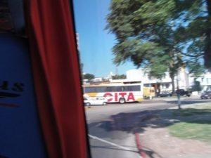 Buenos Aires-i tangóshow helyett CITA busz Uruguayban