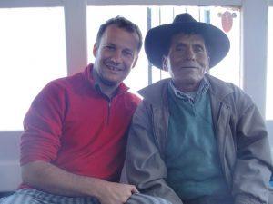 endre argentina helyi őslakossal