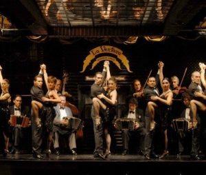 argentine tango dance show