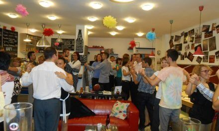 The funniest tango workshop of my life – Runtotta