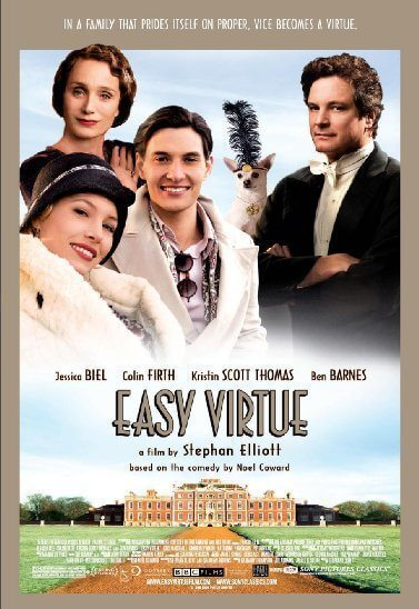 Easy Virtue - Könnyed erkölcsök