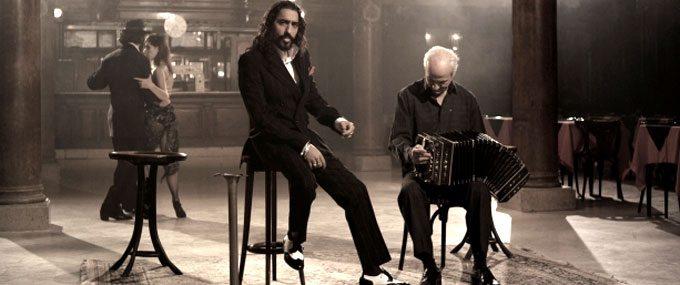 Diego Cigala – Tango and Flamenco:  God's sound