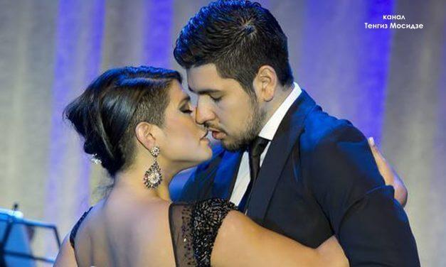 2010 argentin tangó világbajnokai Sebastian Jiménez & Maria Ines Bogado