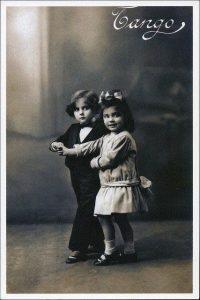 gyerek táncpartner