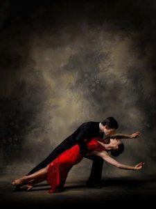 tanc partner dance partner