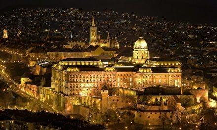 Buenos Aires llega a tu casa – milonga al aire libre en la terraza del Castillo de Buda