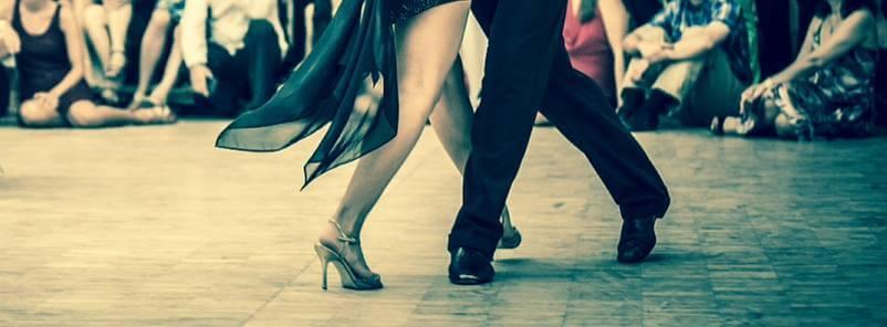 argentin tangó férfitechnika