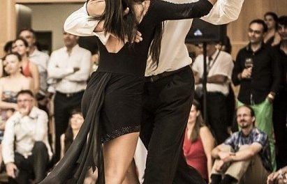 Intensive Argentine Tango weekend workshop on Valentine's day