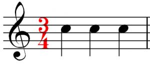 tango vals rhytm