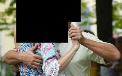 El brazo izquierdo del líder en el tango – el abrazo peligroso