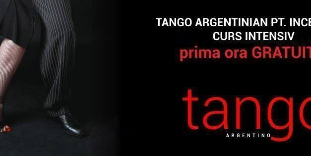 Argentine Tango Free Class – Oradea is Calling!