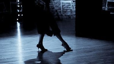 Basics of Argentine tango: forward ocho