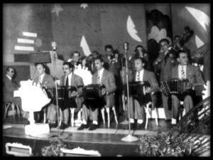 Carlos di Sarli tango band