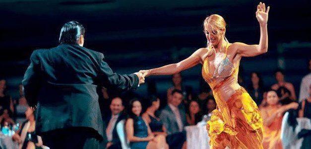 Aoniken Quiroga,  Alejandra Mantiñan and their breathtaking performances