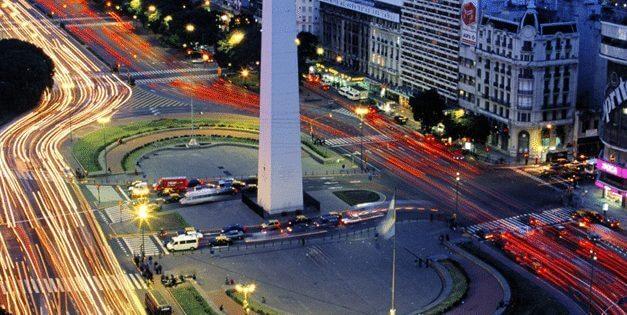 Második nap Buenos Airesben