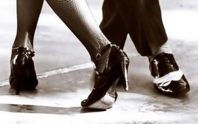 Basics of Argentine tango: backward ocho