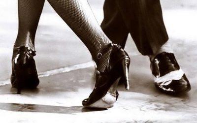 Las bases del tango argentino: el ocho atrás
