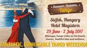 tango weekend