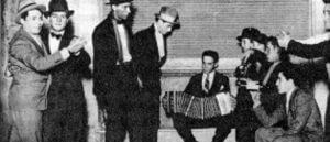 Tango - origen - bandoneon