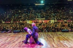 escenario tango