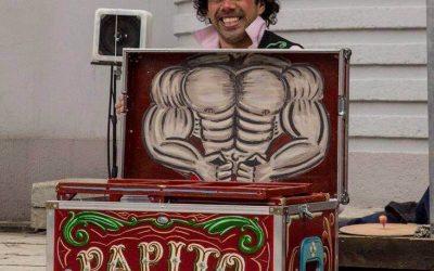 Ismerd meg a fileteado porteño-t Papitoval, a Buenos Aires-i díszítő művészet mesterével