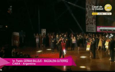 The winner of Tango de Pista World Championship in 2017!