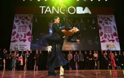 Era casi sorprendente la final del mundial de tango escenario 2017