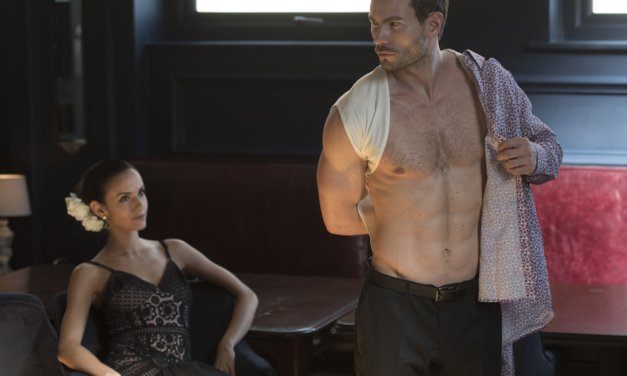 Lespirant – a tango dancer designed a brilliant undershirt that the tango world has been waiting for!