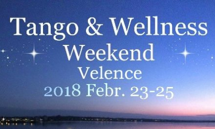 Februári Tangó Weekend & Wellness Velencén