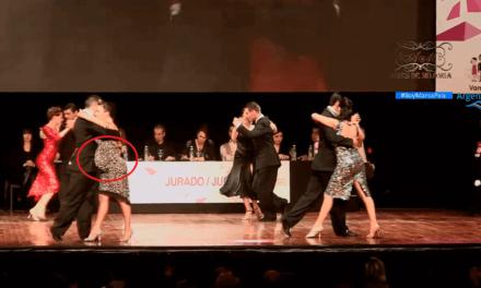 Egy várandós nő majdnem megnyerte a tangó világbajnokságot