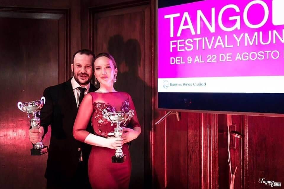 Élménybeszámoló, hogyan nyertük meg Andival a UK Tangó Bajnokságot