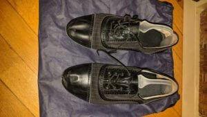 Darcos tangó cipő alig használt