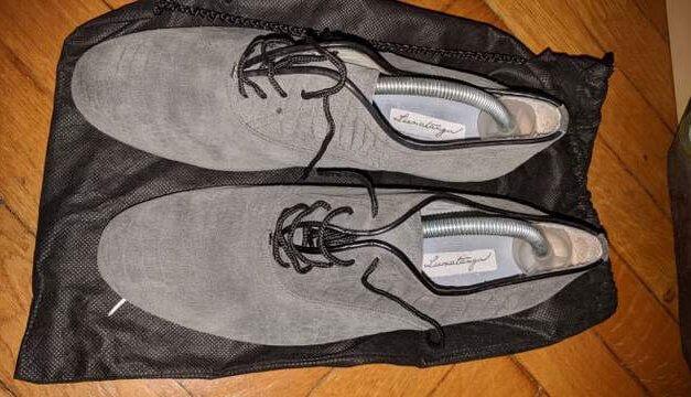 Új és használt tangócipők
