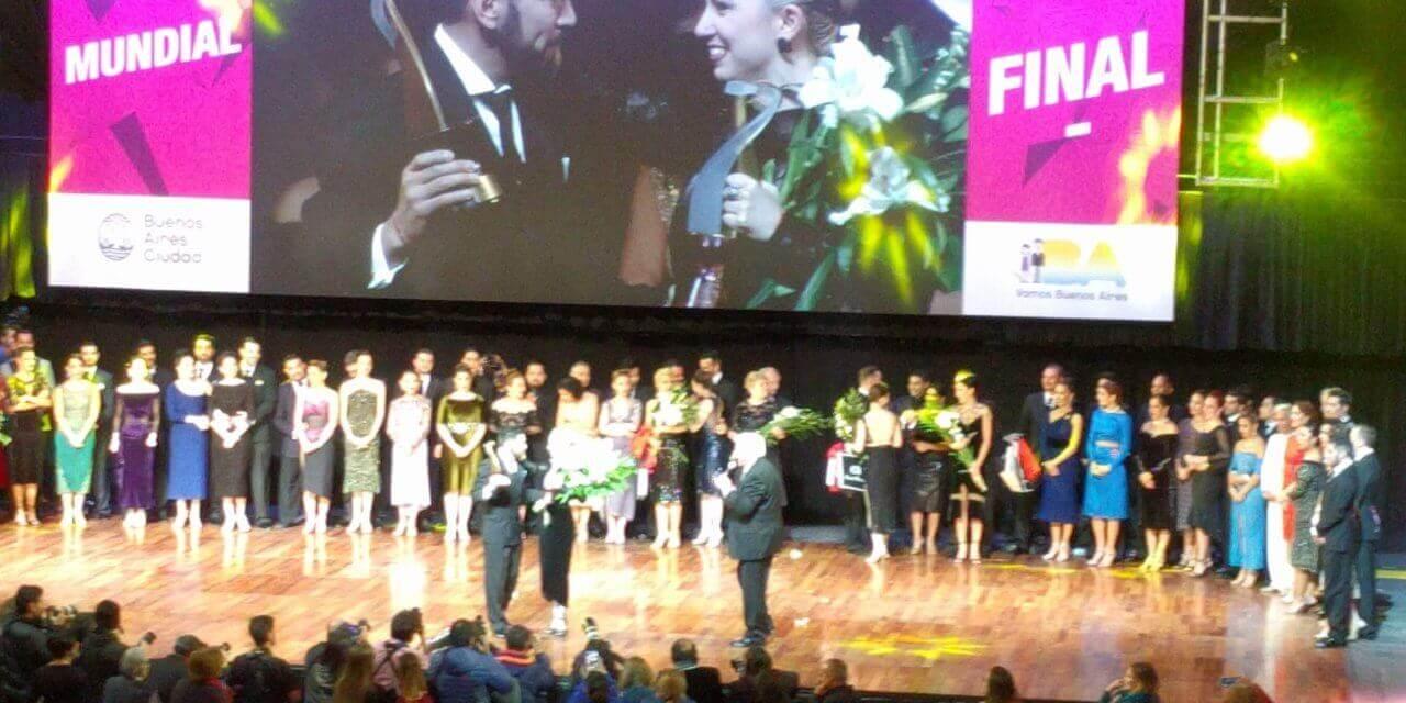 World Tango Championship Results in Tango de Pista Category, 2018!!!