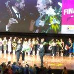 ¡Qué emoción! El campeonato mundial de tango de pista de 2018