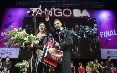 ¡Milagro! Los nuevos ganadores del mundial del 2018 del tango escenario son rusos.