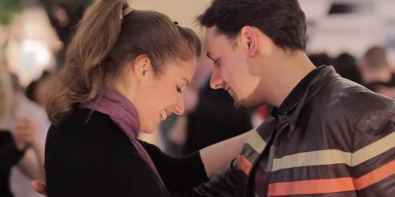 A világ legnézettebb tangós flash mob videója Budapesten készült