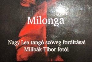 Milonga-tangós-könyv
