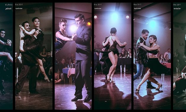 Pelando Variacion 2018, the winner of the cruel tango competition
