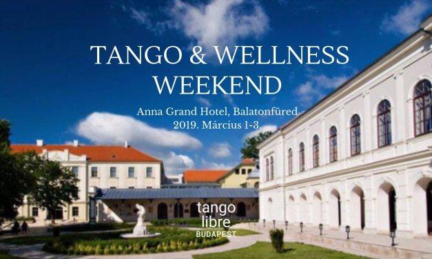 Tango & Wellness Weekend Balatonfüred- Márc. 1-3.