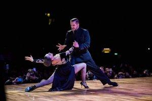 Argentin Tangó escenario világbajnokok