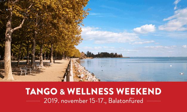 Tango & Wellness Weekend Balatonfüred – Március 6-8. – Tangó & Vals & Milonga