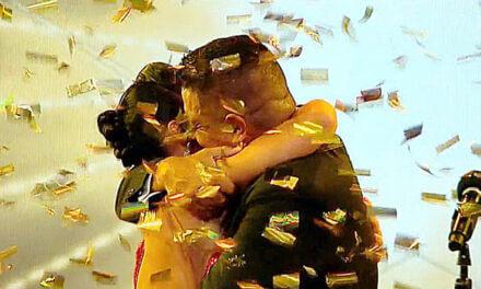 Golden buzzert kapott Gaspar Godoy 2003. színpadi tangó világbajnoka az Uruguay Got Talentben